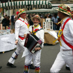 Frome Morris Dancers